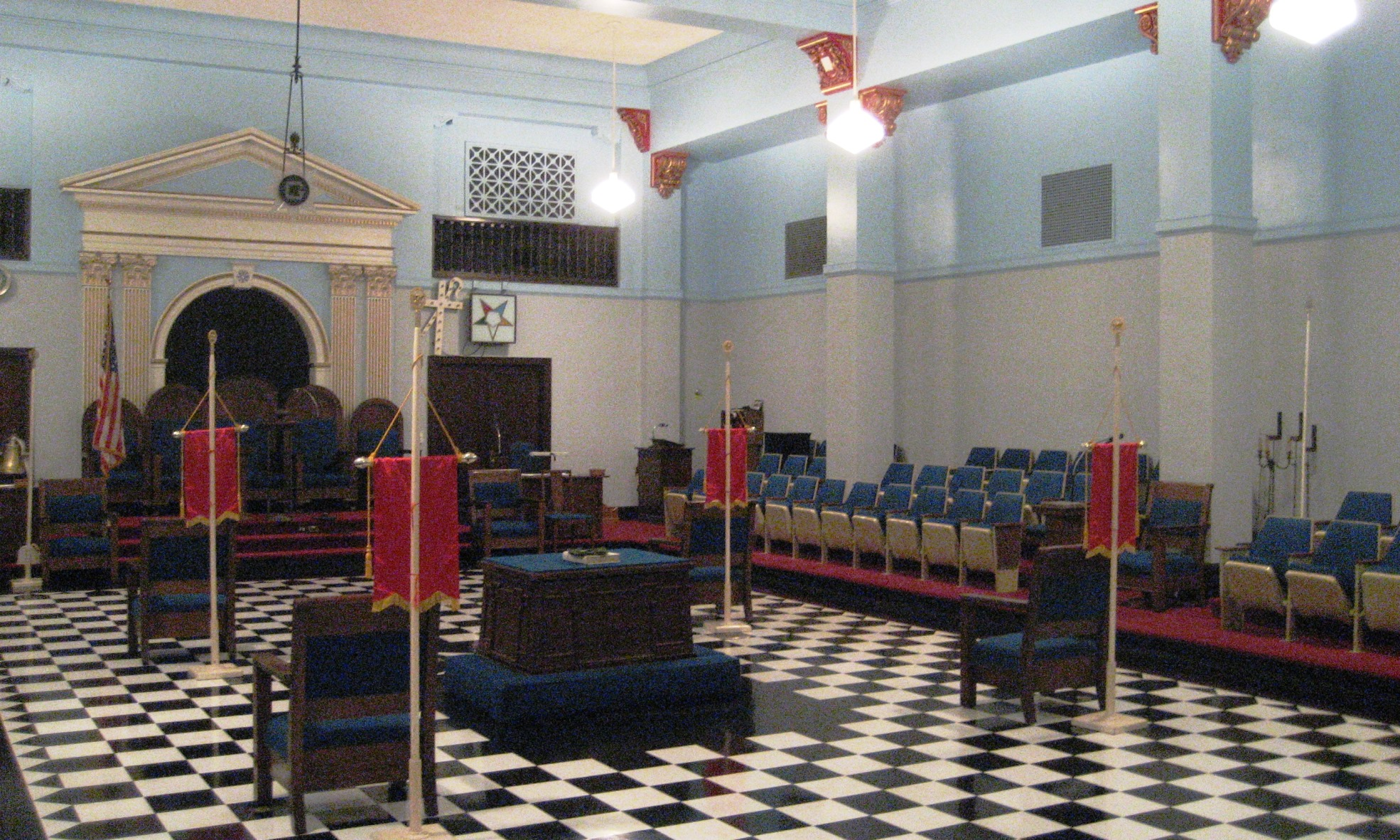 Secrets of the Greensboro Masonic Temple – Preservation