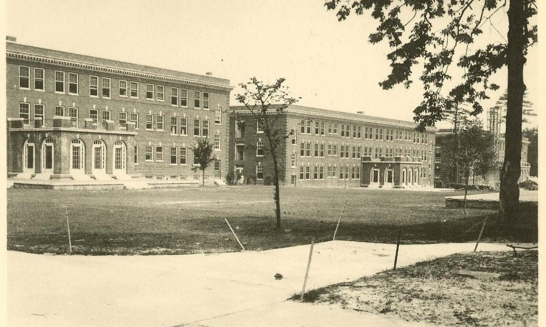 Should The UNC Greensboro Quad, An Ninety Year Old Landmark In The Heart Of  The Campus, Be Destroyed To Make Way For New Dormitories?