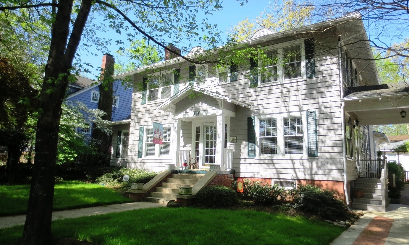 Westerwood Tour Of Historic Homes Features Colonial