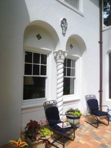 Barton House Terrace