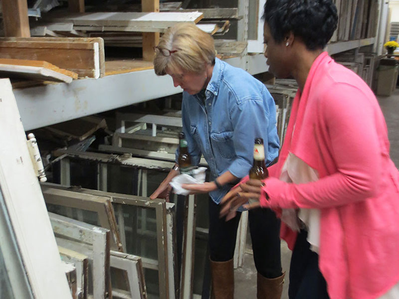 Architectural Salvage - Preservation Greensboro
