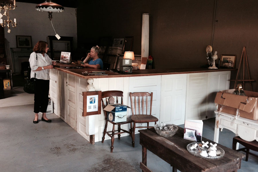 Architectural Salvage Preservation Greensboro Incorporated