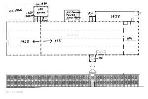 Pickett Cotton Mill Floor Plan
