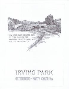 Irving Park Promotional Brochure 002