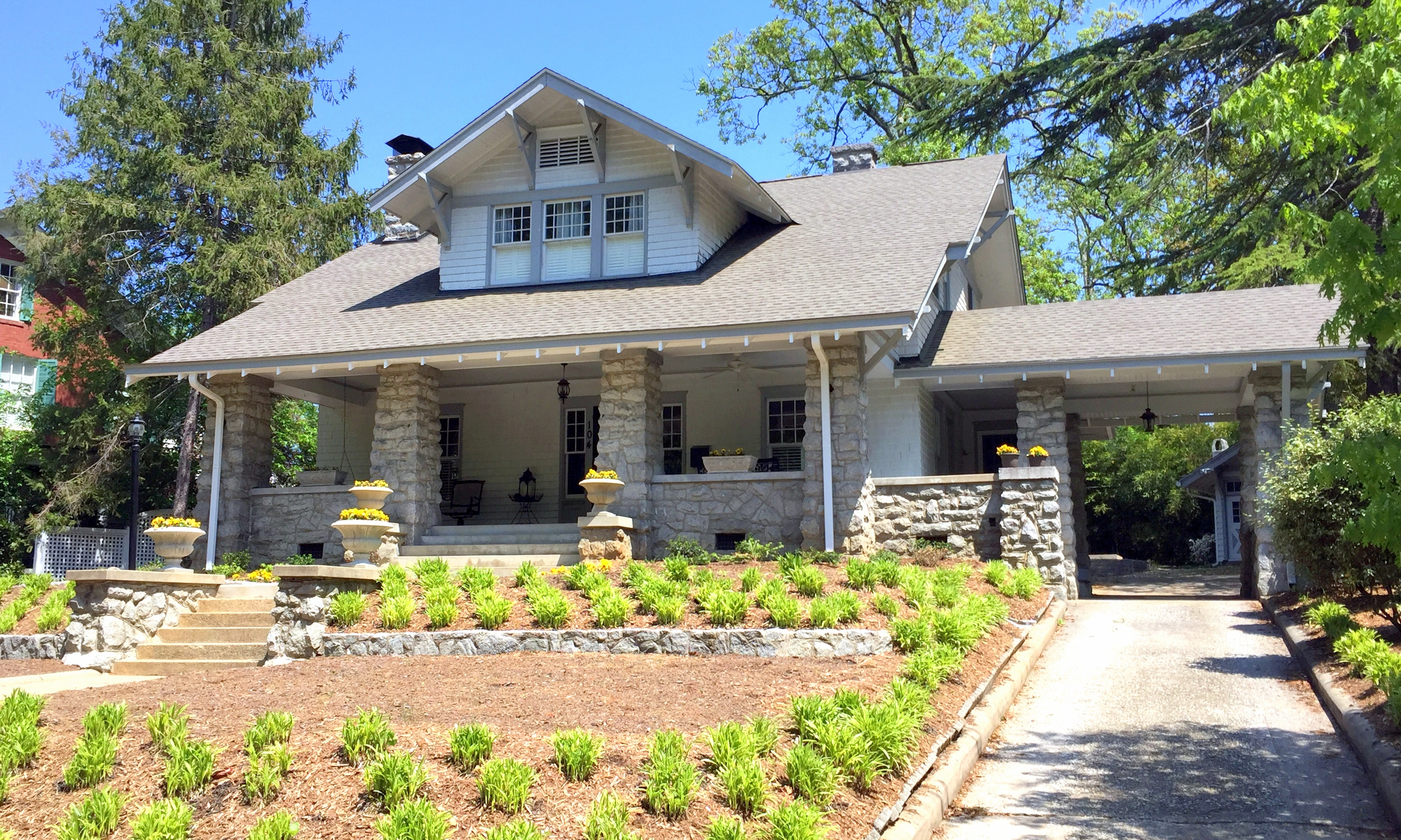 A Craftsman House Built For A Quaker Family On Tour Preservation